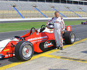 INDY-STYLE CAR Ride, 3 Laps - Chicagoland Speedway