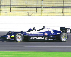 INDY-STYLE CAR Drive, 8 Minute Time Trial - Chicagoland Speedway