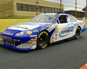 NASCAR Drive, 8 Minute Time Trial - Chicagoland Speedway