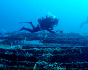 Shipwreck Scuba Dive, Intermediate - Chicago, Lake Michigan