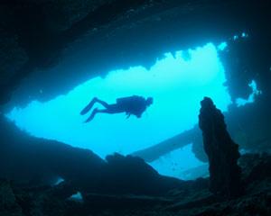 Shipwreck Scuba Dive, Advanced - Chicago, Lake Michigan