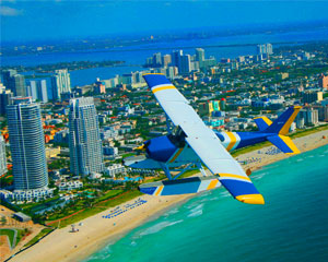 Seaplane Scenic Flight, Miami Skyline Tour - 30 Minute Flight