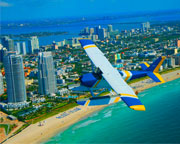 Seaplane Scenic Flight, Miami Skyline Tour - 30 Minute Flight