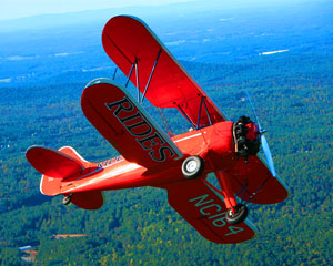 Biplane Scenic Flight Atlanta - 20 Minute Flight