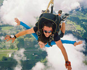 Skydive Orlando, Tampa Bay - 11,000ft Jump