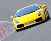 Lamborghini Gallardo LP560-4, 3 Lap Drive Cresson Motorsport Ranch - Dallas