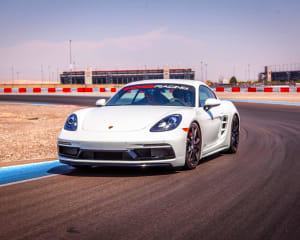 Porsche Cayman GTS Drive - Las Vegas Motor Speedwa (Shuttle Included!)