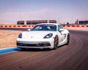 Porsche Cayman GTS Drive - Las Vegas Motor Speedway - Shuttle Included!