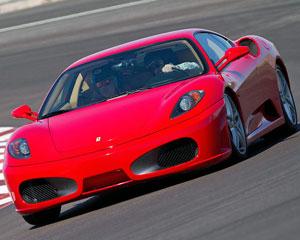 Ferrari F430 F1 Drive - Las Vegas Motor Speedway