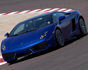 Lamborghini Gallardo Drive - Las Vegas Motor Speedway (Shuttle Included!)