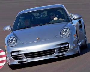 Porsche 997 Turbo S Drive Las Vegas Motor Speedway
