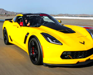 Corvette Z06 Ride-Along - Las Vegas Motor Speedway - Shuttle Included!