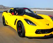 Corvette Z06 Ride-Along - Las Vegas Motor Speedway