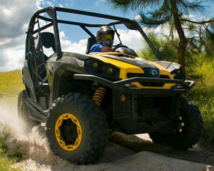 Off Road Buggy Drive - Orlando