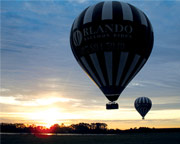 Hot Air Balloon Ride Orlando, Weekday - 1 Hour Flight