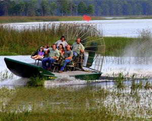 Everglades Airboat Tour, Orlando - 30 Minutes