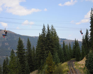 Zip Line Mountain Tour, Denver - 2 Hours