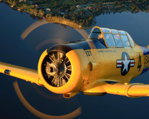 Warbird Flight and Piloting, Orlando - 30 Minute Flight