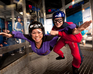 Indoor Skydiving Orlando - Earn Your Wings
