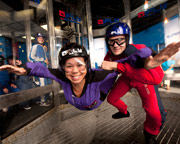 Indoor Skydiving, Earn Your Wings - Orlando