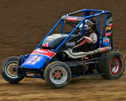 Sprint Car or Focus Midget Intro Drive, Los Angeles - 25 Laps