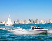 Speed Boat Tour San Diego, Double Passenger - 2 Hours