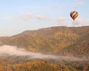 Hot Air Balloon Ride Asheville - 1 Hour Flight