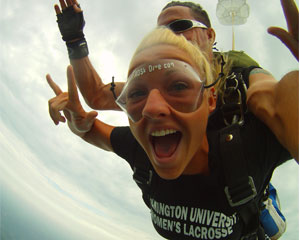 Skydive Baltimore - 11,000ft Jump