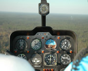 Helicopter Introductory Flight Lesson, Tallahassee - 30 Minutes