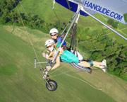 Hang Gliding Chattanooga - 1,500ft Flight