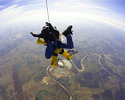 Skydive Houston - 14,000ft Jump Weekdays