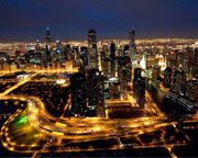 Private Helicopter Tour of Chicago for Two - 30 Minute Flight