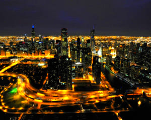 Private Helicopter Tour of Chicago - 30 Minute Flight