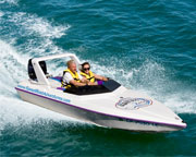 Speed Boat Tour St. Petersburg, Single Driver - 2 Hours