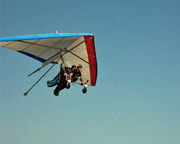 Hang Gliding New York - 2,500ft Flight