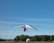 Hang Gliding New York - Mile High Flight
