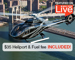 Helicopter Ride New York City