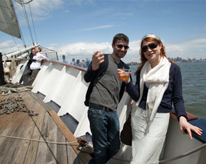 Sailing, Manhattan Tall Ship Craft Beer Tasting Cruise - New York