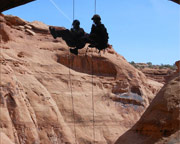 Moab Canyoneering, Half Day Trip