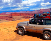 Arches National Park 4x4 Tour, 4 Hours