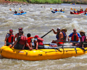 Whitewater Boating Expedition, Cataract Canyon  - 1 Day