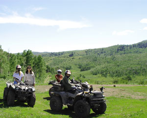 Park City ATV Mountain Tour - 2 Hours