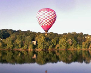 Hot Air Balloon Ride Boston - 1 Hour Flight