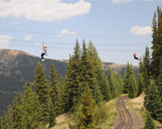 Ultimate Zip Line Mountain Tour, Denver - 5 Hours