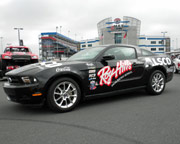 Mustang Drag Racing, Ride and Drive - Concord