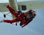 Skydive Richmond - 13,500ft Jump