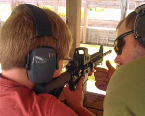Tactical Firearms Experience - Fort Meade
