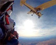 Skydive Canyonlands - 13,000ft Jump w/ Pictures