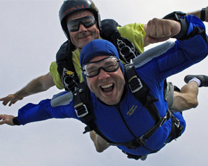 Skydive Sacramento - 13,000ft Jump with Video