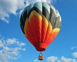Hot Air Balloon Ride NJ - 1 Hour Flight